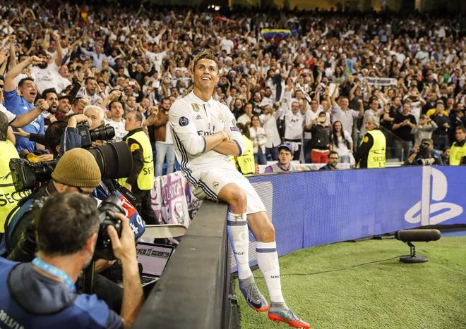 Cristiano Ronaldo: Niem tin tuyet doi cua Real Madrid hinh anh 1