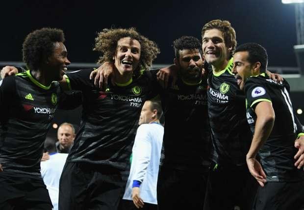 David Luiz va Hazard ton vinh huan luyen vien Conte hinh anh
