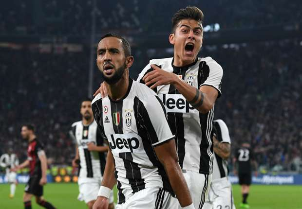Juventus chinh thuc so huu Benatia hinh anh 1