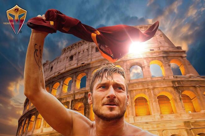 10 sieu pham de doi cua 'hoang tu' Francesco Totti hinh anh
