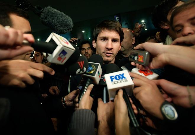 Le cuoi co mot khong hai cua Messi hinh anh 7