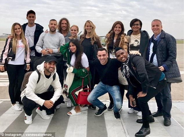 Lo so xa hoi den, Messi thue dac nhiem Israel bao ve le cuoi hinh anh 4