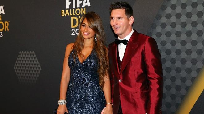 Le cuoi co mot khong hai cua Messi hinh anh 2