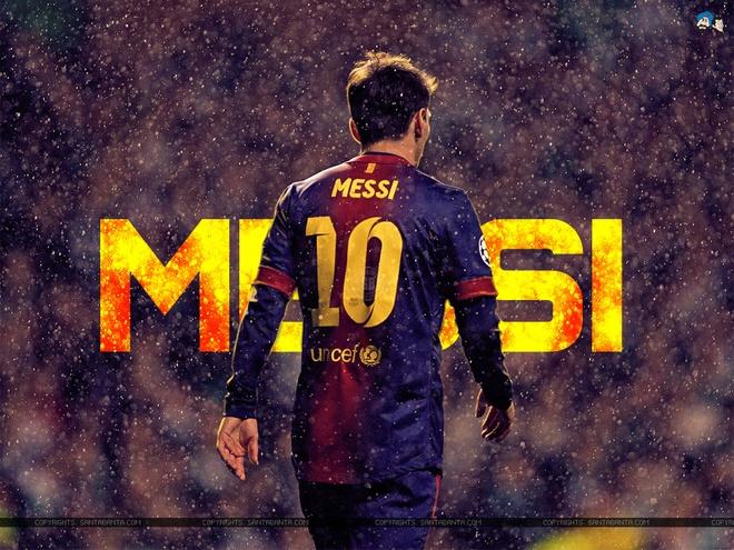 'Messi la mon qua tu thien duong ban xuong' hinh anh