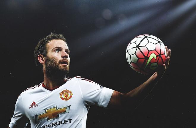 Juan Mata - trai tim nho thay doi ca the gioi hinh anh