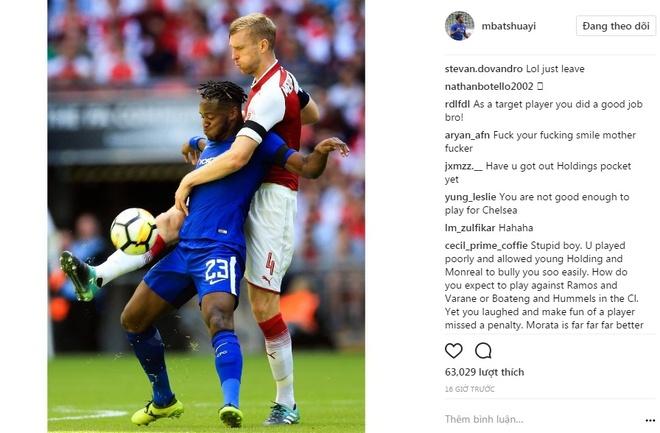 Batshuayi bi fan Chelsea si va vi 'cuoi deu' Morata hinh anh 5