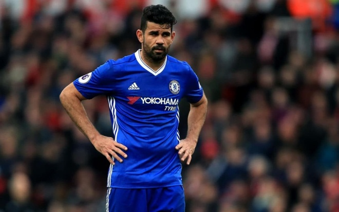 Chelsea 'tung quan' trieu tap Diego Costa hinh anh 1
