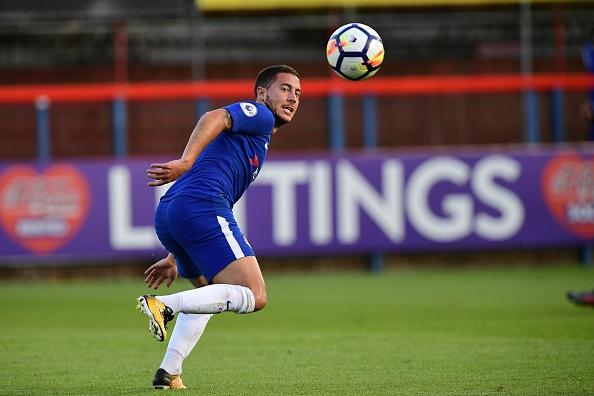 Eden Hazard nhat nhoa trong ngay U23 Chelsea thua tham hinh anh 2
