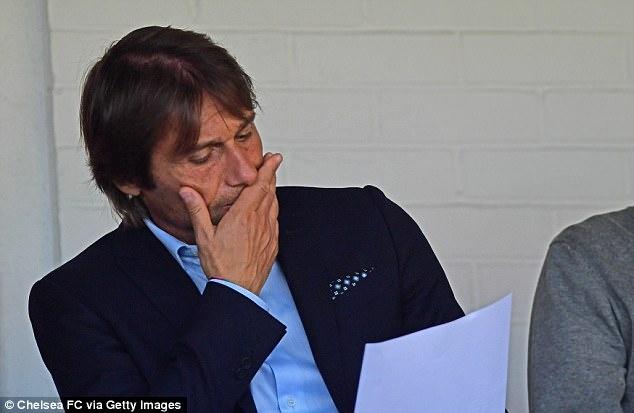 Eden Hazard nhat nhoa trong ngay U23 Chelsea thua tham hinh anh 7