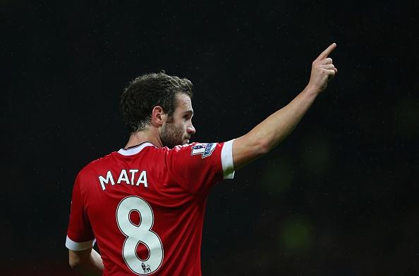 Blog Juan Mata: Thu thach cho niem tu hao mang ten Manchester United hinh anh