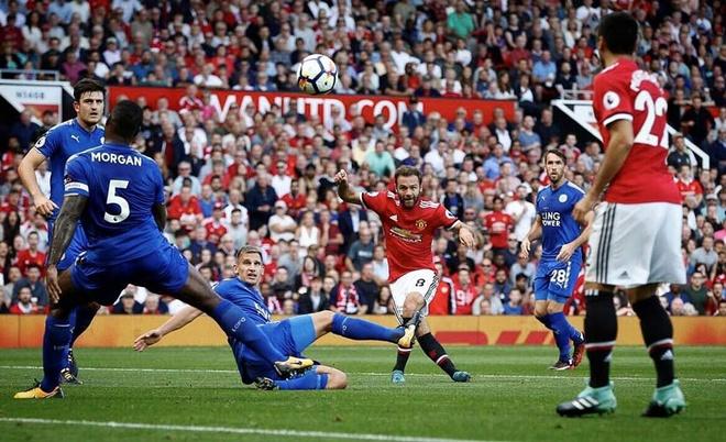 Blog Juan Mata: Thu thach cho niem tu hao mang ten Manchester United hinh anh 1