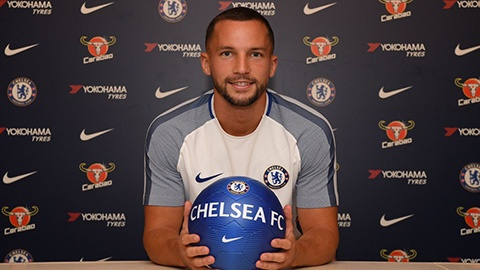 Chelsea chinh thuc so huu Danny Drinkwater hinh anh