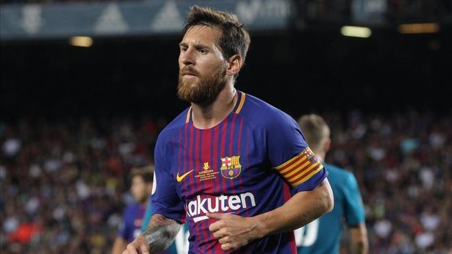 Dang sau dieu khoan giai phong hop dong 300 trieu euro cua Messi hinh anh 1