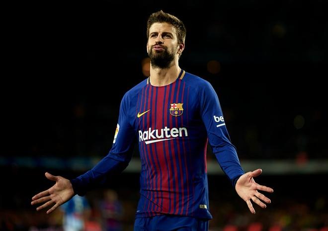 Messi lap hattrick, Barca dai thang derby hinh anh 8