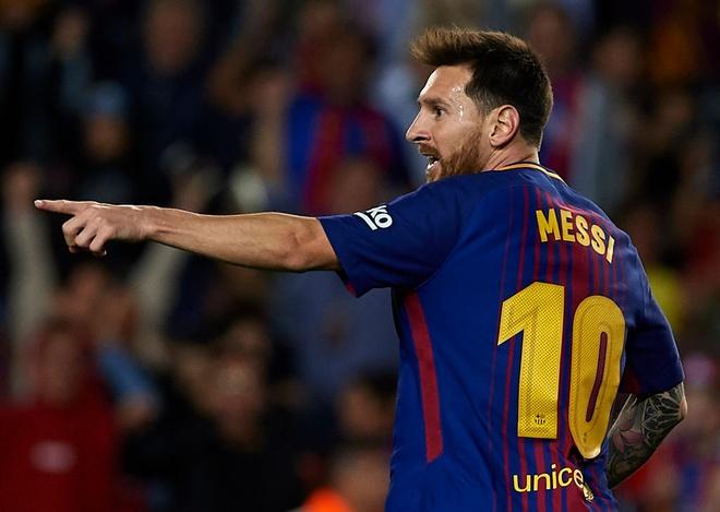 Highlights Barcelona 5-0 Espanyol hinh anh