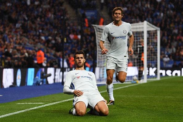 Leicester 1-2 Chelsea: Morata lap thanh tich an tuong khap chau Au hinh anh 3