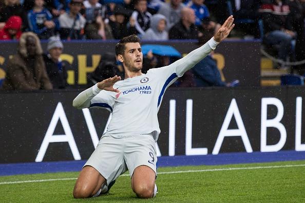 Conte tung ho Morata va Kante 'len may' sau tran thang Leicester hinh anh