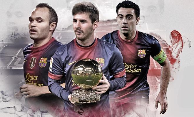 Messi, Lewandowski va 20 hoc tro xuat sac cua Pep Guardiola hinh anh