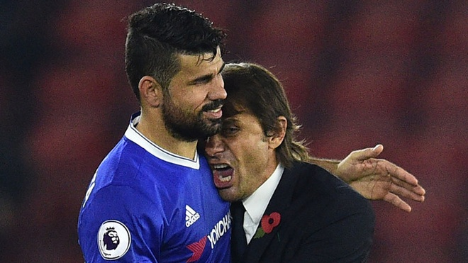 Chelsea ban Diego Costa cho Atletico Madrid hinh anh 1