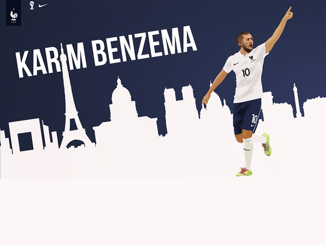 Benzema: Toi muon quay tro lai tuyen Phap hinh anh