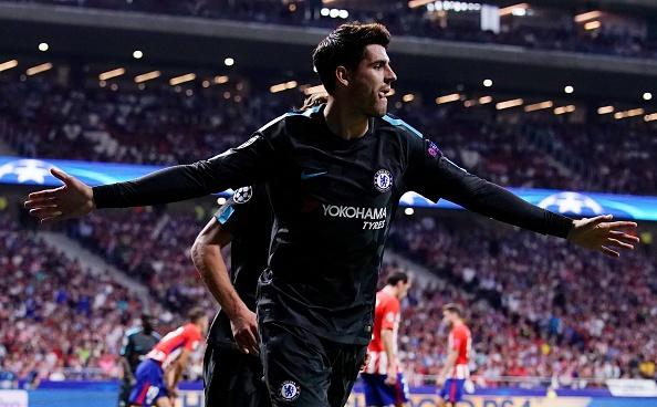Chelsea nguoc dong ngoan muc bang 'bai tu' cua Morata hinh anh
