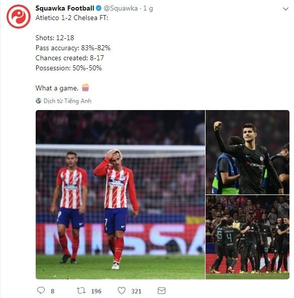 Chelsea nguoc dong ngoan muc bang 'bai tu' cua Morata hinh anh 13