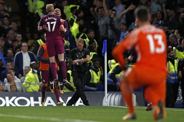 Chelsea 0-1 Man City: Pep Guardiola lan dau thang The Blues hinh anh 6