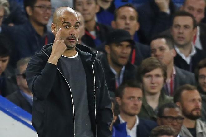 Chelsea 0-1 Man City: Pep Guardiola lan dau thang The Blues hinh anh 10
