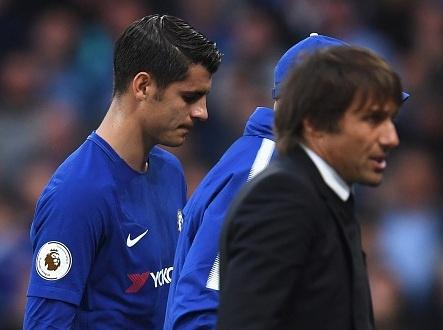 Mat Morata, Chelsea tra gia vi tiec tien mua tien dao hinh anh