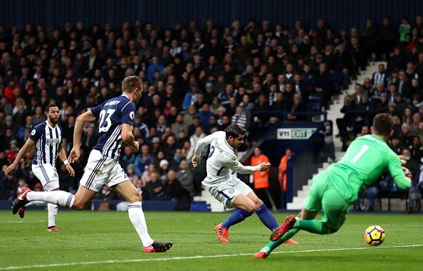 Hazard toa sang, Chelsea vui dap West Brom 4-0 hinh anh 1
