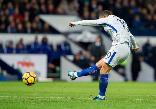 Hazard toa sang, Chelsea vui dap West Brom 4-0 hinh anh 6
