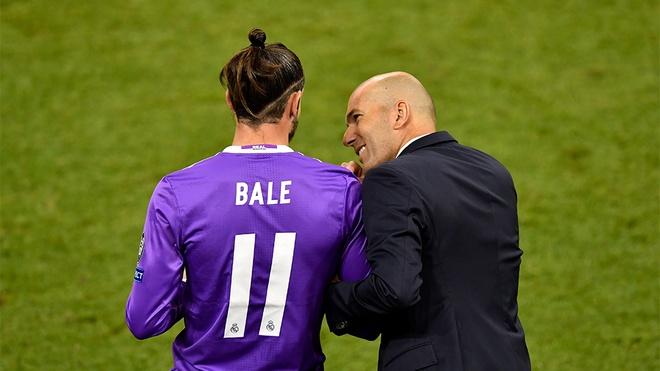 HLV Zidane an dinh ngay Gareth Bale tro lai hinh anh