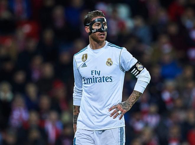Ramos lap ky luc buon, Real Madrid bo lo co hoi o La Liga hinh anh