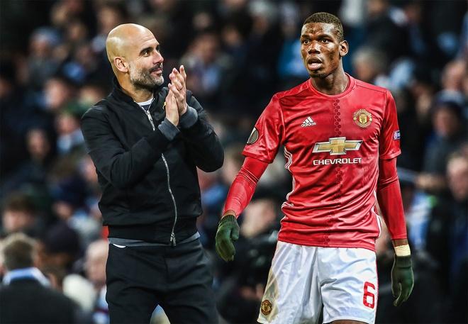 Truoc dai chien thanh Manchester, Guardiola khong 'ngan' Pogba hinh anh