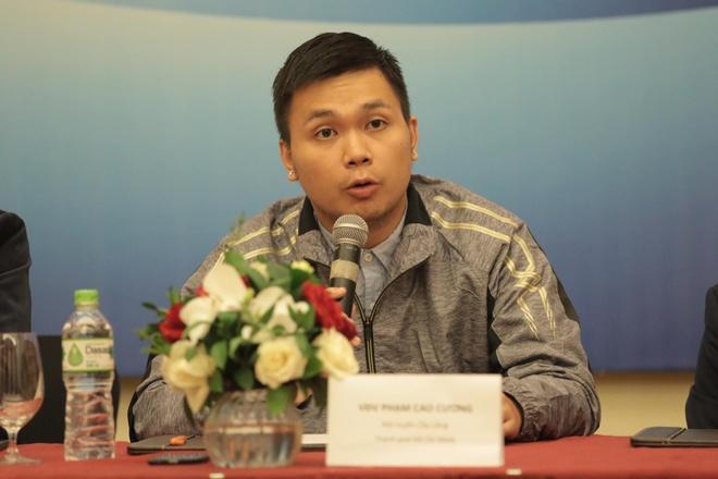 'Truyen nhan' cua Nguyen Tien Minh tu tin bat kip dan anh hinh anh