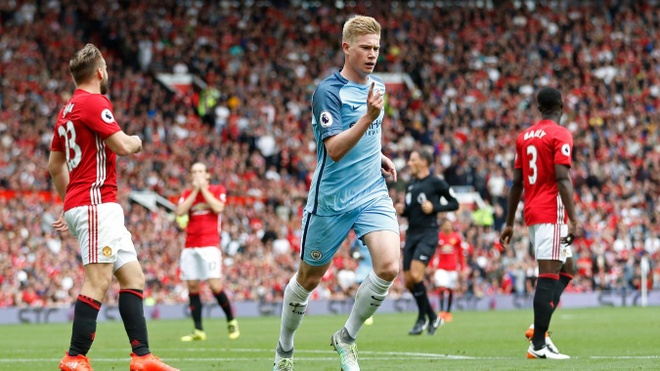 Vong 16 Premier League: Old Trafford 'run so' Man City hinh anh 10