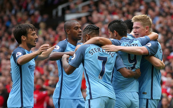 Vong 16 Premier League: Old Trafford 'run so' Man City hinh anh