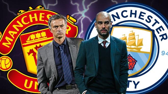 Mourinho vs Guardiola: 18 thang 'han thu' tai Manchester hinh anh