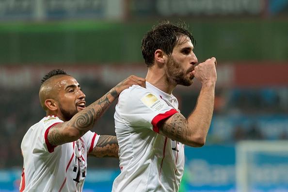 Martinez - ngoi sao tham lang cua Bayern Munich hinh anh