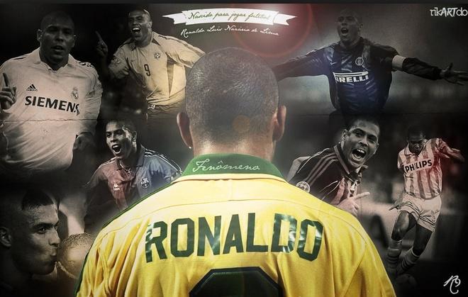 Ronaldo de Lima - Cam hung cho the he moi hinh anh
