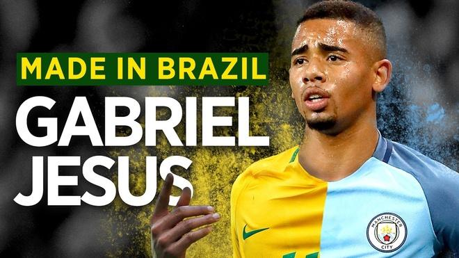 Jesus - cau nhoc quet son thanh tien dao cam dat gia nhat Brazil hinh anh
