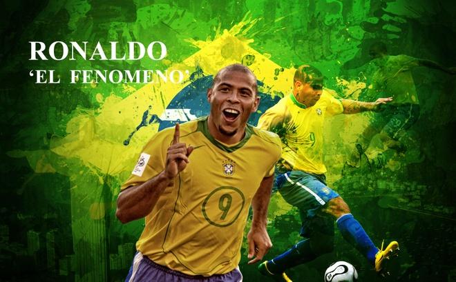 Ronaldo de Lima - Huyen thoai tu nhung buc tranh son tuong hinh anh
