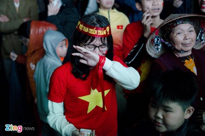 CDV noi Quang Hai lon len chet lang vi U23 Viet Nam thua phut cuoi hinh anh 8