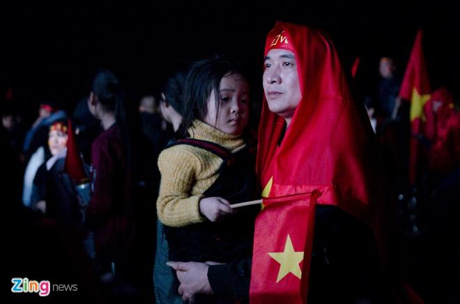 CDV noi Quang Hai lon len chet lang vi U23 Viet Nam thua phut cuoi hinh anh 9