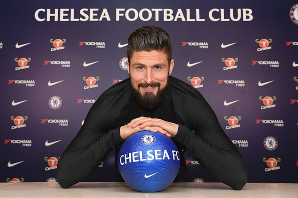 3 dieu chua ke ve tan binh Olivier Giroud cua Chelsea hinh anh