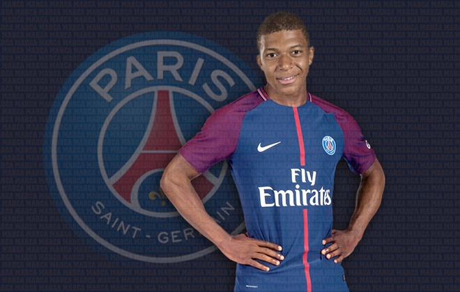 Mbappe, Martial va nhung sao tre dat gia nhat lich su hinh anh