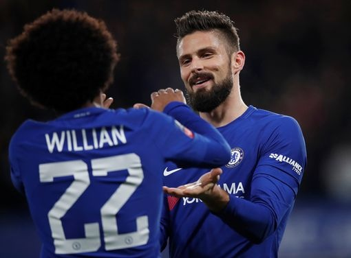 Willian cung Giroud no sung, Chelsea 'huy diet' Hull City 4-0 hinh anh 4