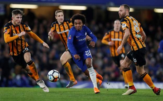 Willian cung Giroud no sung, Chelsea 'huy diet' Hull City 4-0 hinh anh 7