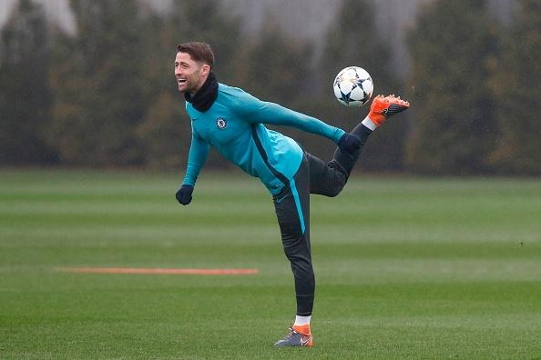 Giroud cuoi vo tu, Morata cang thang truoc dai chien voi Barca hinh anh 3