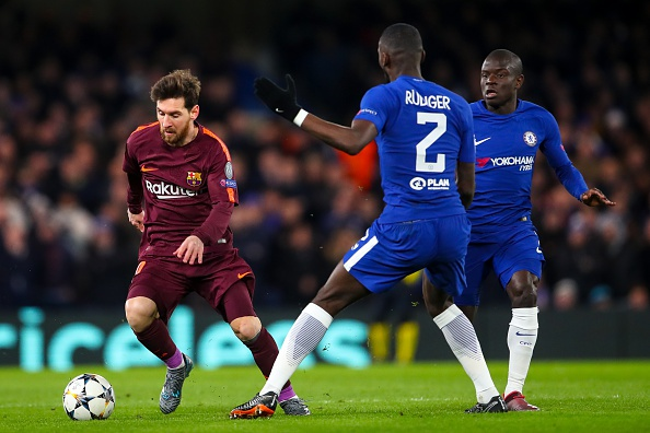 Messi ghi ban, Barca cam hoa Chelsea 1-1 tren dat Anh hinh anh 3